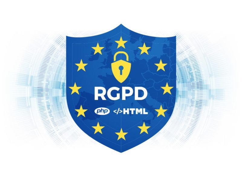 Conformite Rgpd Site Html Php Boutique