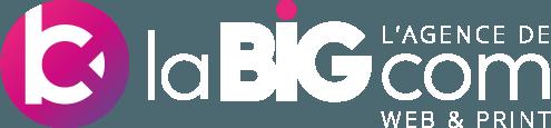 Logo Menu Labigcom Agence De Communication Blanc